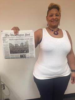 Cheryl Curtis Lee Haney 60 Day Transformation Challenge Winner