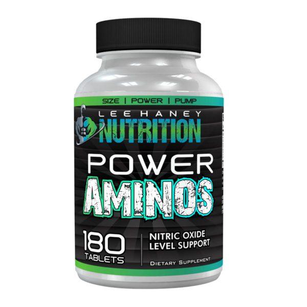 Power Aminos, Lee Haney Nutrition