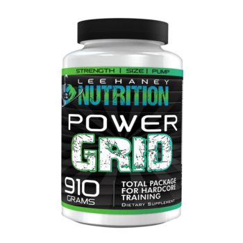 Lee Haney Nutrition, Power Grid