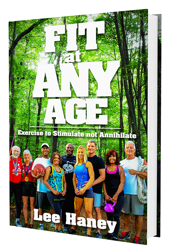 Fit At Any Age Book Cover